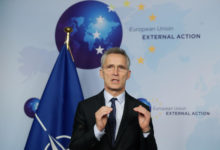 Photo of NATO's Stoltenberg is ready to meet Putin in 'right' context