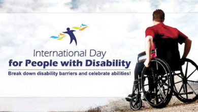 Photo of Observance of International Day of Persons with Disabilities