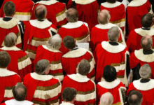 Photo of British government considers moving House of Lords out of London