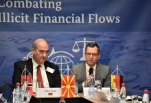 Photo of German Deputy Ambassador Graf: Combating illicit financial flows is vital