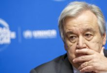 Photo of UN chief says pandemic has unleashed a 'tsunami' of hate speech