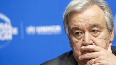 Photo of UN chief calls for coordinated global response to coronavirus crisis