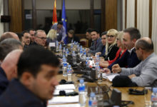 Photo of VMRO-DPMNE officials leave talks on PPO law
