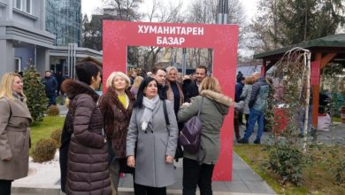 Photo of SDSM hosts humanitarian bazaar
