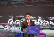 """Photo of Minister Bekteshi attends """"Tourism for Solidarity and Sustainability"""" summit in Tirana"""