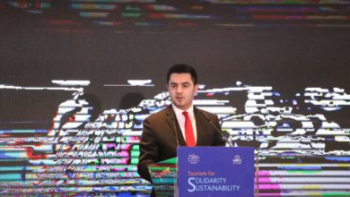 "Photo of Minister Bekteshi attends ""Tourism for Solidarity and Sustainability"" summit in Tirana"
