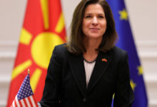 Photo of U.S. Ambassador Byrnes commends achievements of ninth parliamentary composition