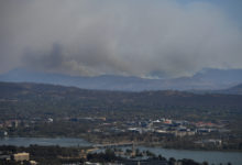 Photo of State of emergency announced for Australian capital due to bush fire