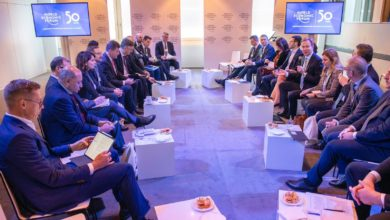 Photo of High time to take a step forward, Dimitrov tells Davos panel