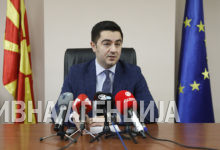 Photo of Economy Minister Bekteshi holds press conference