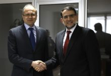 Photo of Constitutional Court President Murati meets Turkish Ambassador Sekizkok