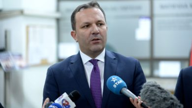 Photo of Spasovski urges members of government to give priority to national interests