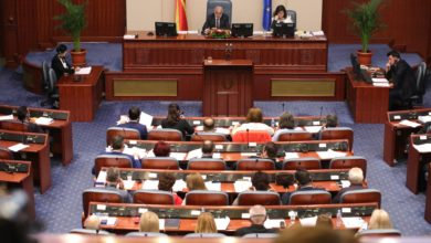 Photo of Parliament to ratify NATO accession protocol Feb. 11, dissolve following day