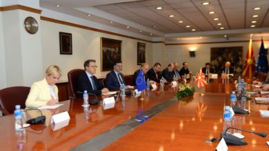 Photo of EU ambassadors support implementation of reforms, Prespa Agreement, political dialogue