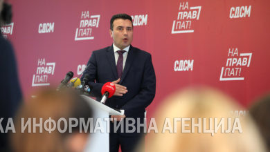 Photo of Zaev seeks two-thirds majority for PPO law