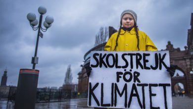 Photo of Greta Thunberg: What she did during her year-long school break