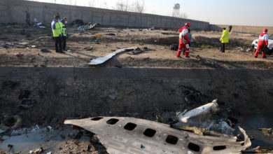 Photo of Iran admits it shot down Ukrainian airliner by mistake