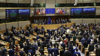 Photo of EU parliamentarians call for sanctions on Russia in Navalny affair