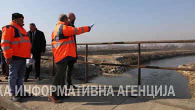 Photo of EU's Michel oversees construction of collectors