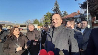Photo of We'll form interim government together with opposition, says Spasovski