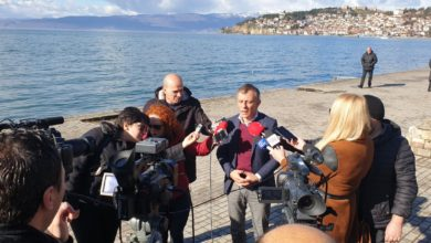 Photo of Gov't committed to meeting UNESCO's Ohrid recommendations: minister