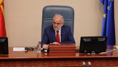 Photo of Speaker: NATO protocol to be ratified by Feb. 12
