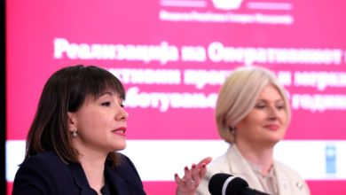 Photo of Carovska: Implementation of operational employment plan has decreased unemployment