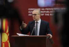 Photo of Miloshoski: Reasonable outlook for agreement on PPO law, if given priority