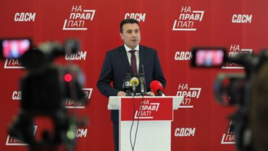Photo of Zaev: Prespa Agreement annulment could ruin country's future
