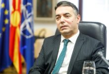 Photo of FM Dimitrov: We're put to the test to see if we'll rise to the occasion