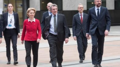Photo of Sassoli: European Parliament expects negotiations with North Macedonia and Albania