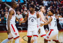 Photo of Raptors discuss playing in Newark's Prudential Center due to COVID-19