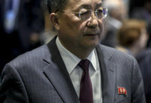 Photo of North Korea foreign minister has been replaced