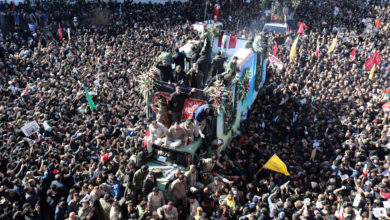 Photo of At least 30 killed in stampede at Soleimani burial procession in Iran