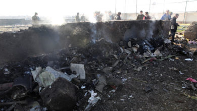 Photo of Iran, Ukraine begin crash investigation amid claim airliner shot down