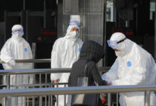 Photo of China sends medics to Wuhan as coronavirus death toll rises to 80