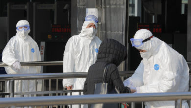 Photo of Coronavirus cases in China rise to 11,000 infections, 259 deaths