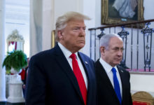 Photo of Trump plan draws praise from Israel, censure from Palestinians