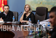 Photo of Parliament's Legislative Committee in session