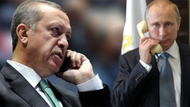 Photo of In call with Putin, Erdogan says Israel needs 'strong lesson'
