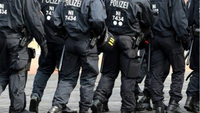 Photo of Raids across 6 German states against suspected right-wing terrorists