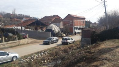 Photo of 3 children killed, 7 people injured in gas cylinder explosion in Kumanovo's Romanovce