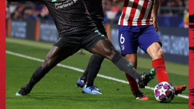 Photo of No shot on target as Liverpool lose at Atletico; Haaland double