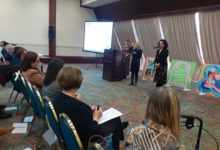 """Photo of Closing event of """"Step by Step"""" project on inclusion of persons with disabilities"""