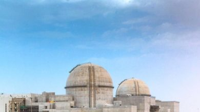Photo of UAE issues operating licence for its first nuclear plant