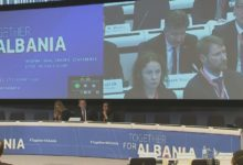 Photo of EU-led donors pledge 1.15 billion euros for reconstruction in Albania