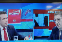 Photo of Business wants predictable economic and fiscal policy, Mickoski tells Zaev