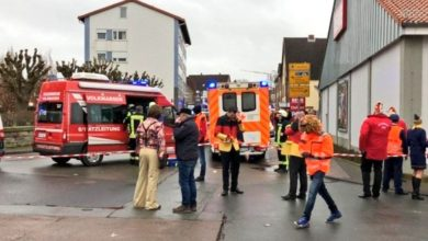 Photo of Dozens injured, some severely, as car hits German Carnival parade