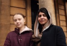 Photo of Girl power: Greta meets Malala