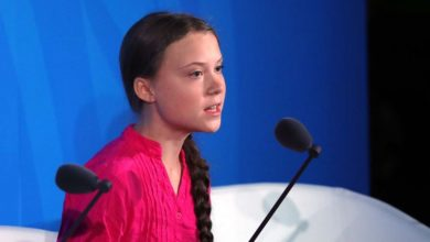 Photo of Greta Thunberg to donate 100,000 euros for more vaccine equity